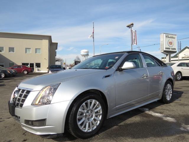 2012 CADILLAC CTS SEDAN 4dr Car Luxury