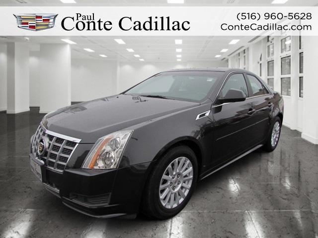 2012 CADILLAC CTS SEDAN 4dr Car Luxury