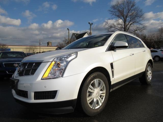 2012 CADILLAC SRX 4DR SUV FWD LUXURY COLLECTION
