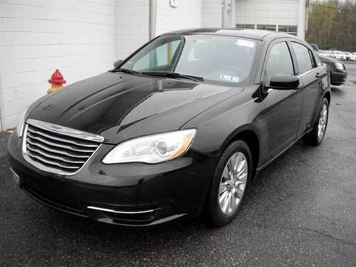 2012 chrysler 200 lx sedan 4d in bay hills new york new. Black Bedroom Furniture Sets. Home Design Ideas