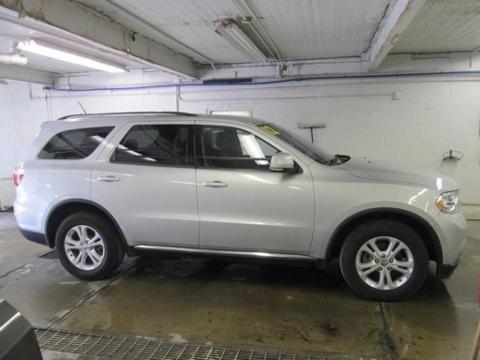 2012 DODGE DURANGO 4 DOOR SUV