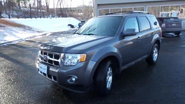 2012 Ford Escape SUV Limited