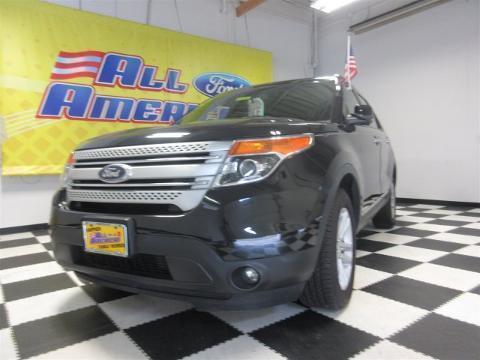 2012 Ford Explorer 4 Door SUV