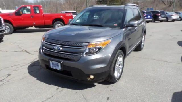 2012 Ford Explorer SUV Limited