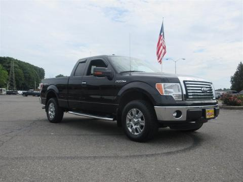 2012 Ford F-150 4 Door Extended Cab Truck