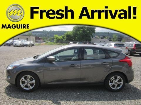 2012 Ford Focus 4 Door Hatchback