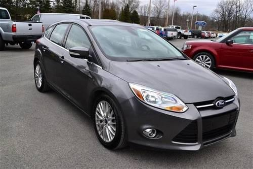 2012 ford focus hatchback sel in rhinebeck new york new york daily ads. Black Bedroom Furniture Sets. Home Design Ideas