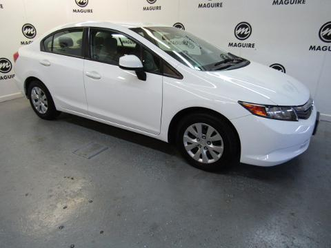2012 Honda Civic 4 Door Sedan