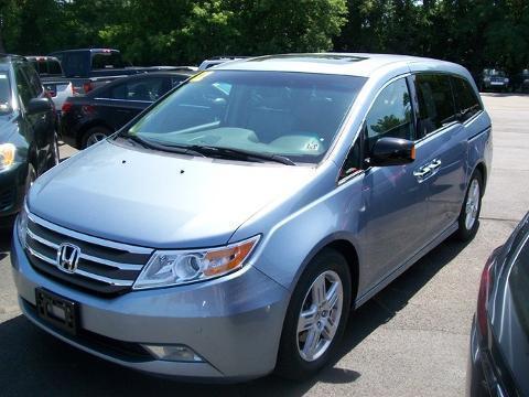 2012 Honda Odyssey 4 Door Passenger Van