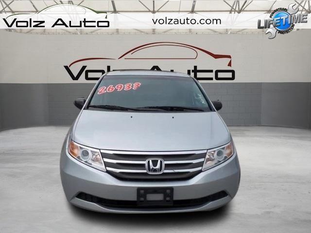 2012 Honda Odyssey Minivan EX-L
