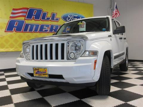 2012 Jeep Liberty 4 Door SUV