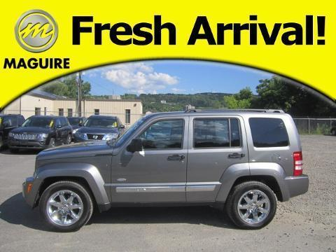2012 Jeep Liberty 4 Door SUV