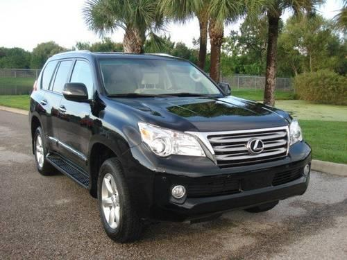 2012 lexus gx 460 sport utility in sarasota florida new york daily ads. Black Bedroom Furniture Sets. Home Design Ideas