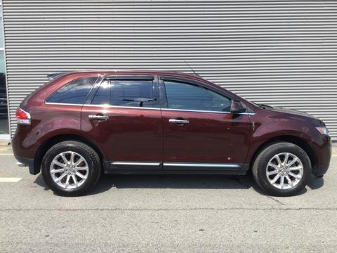 2012 Lincoln MKX 4 Door SUV