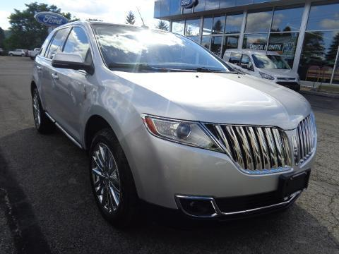 2012 Lincoln MKX 4 Door SUV