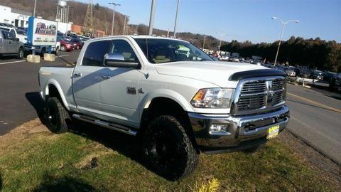 2012 RAM 3500 4 DOOR CREW CAB SHORT BED TRUCK