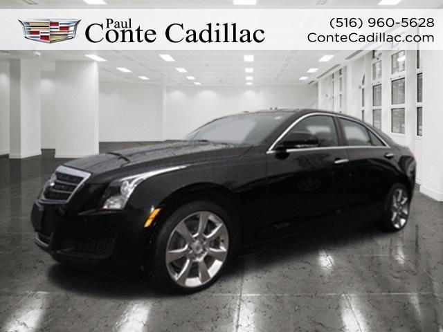 2013 CADILLAC ATS 4dr Car Luxury