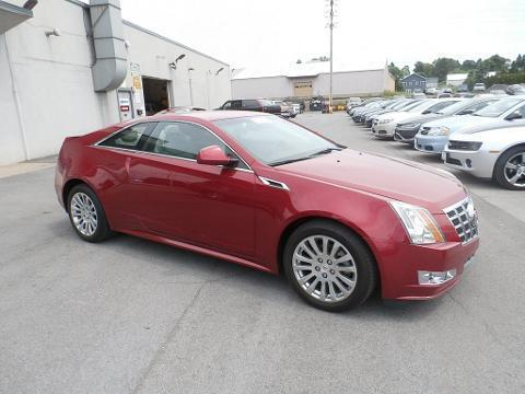 2013 Cadillac CTS 2 Door Coupe