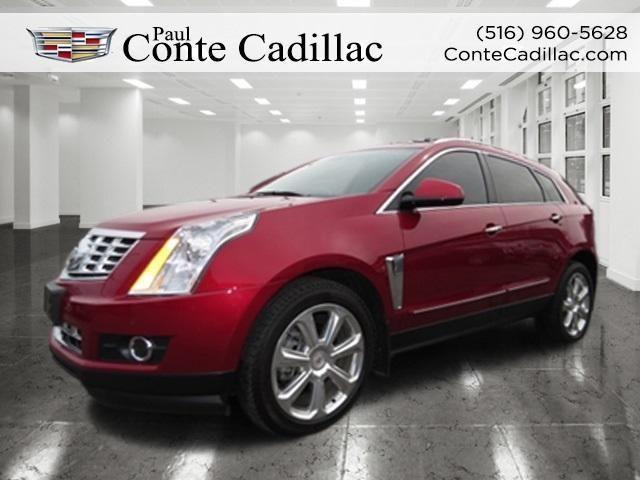 2013 CADILLAC SRX Sport Utility Performance Collection