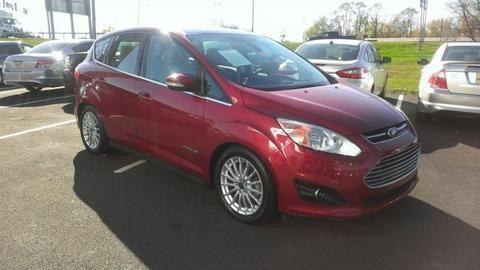 2013 FORD C-MAX HYBRID 4 DOOR HATCHBACK