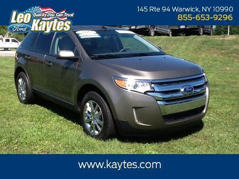 2013 Ford Edge 4 Door SUV
