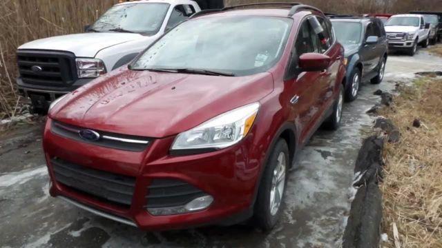 2013 Ford Escape SUV SE