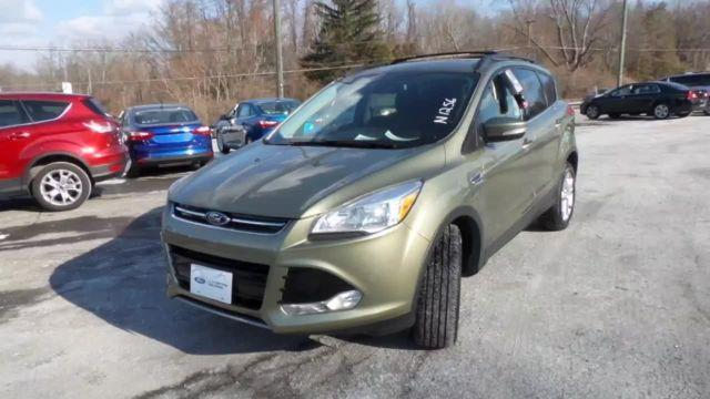 2013 Ford Escape SUV SEL
