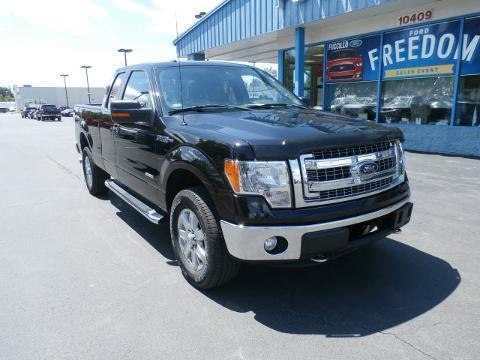2013 Ford F-150 4 Door Short Bed Extended Cab Truck