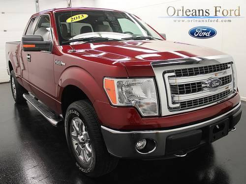 2013 ford f 150 4d extended cab xlt in medina new york new york daily ads. Black Bedroom Furniture Sets. Home Design Ideas