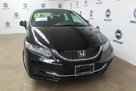 2013 Honda Civic 4 Door Sedan