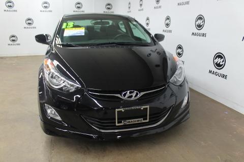 2013 Hyundai Elantra 4 Door Sedan