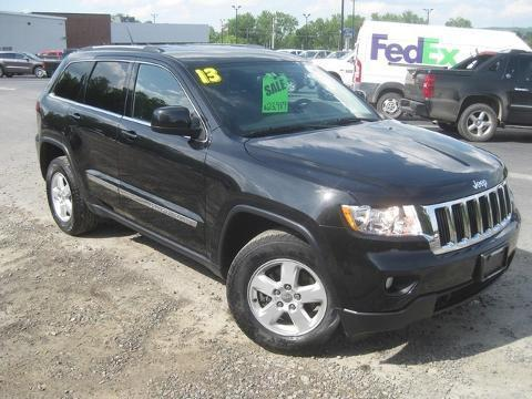 2013 Jeep Grand Cherokee 4 Door SUV