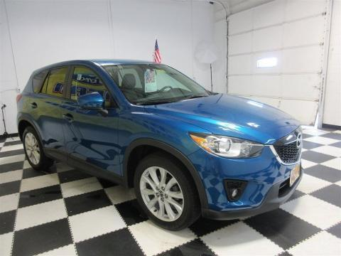 2013 Mazda CX-5 4 Door SUV
