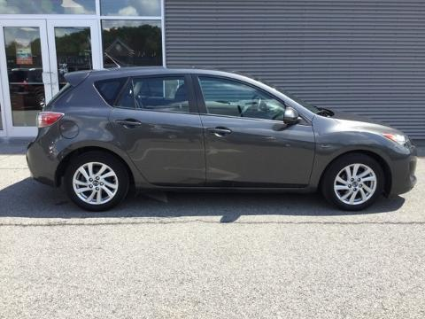 2013 Mazda MAZDA3 4 Door Hatchback