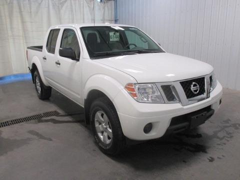 2013 Nissan Frontier 4 Door Crew Cab Short Bed Truck