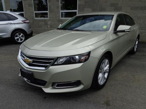 2014 Chevrolet Impala 4 Door Sedan