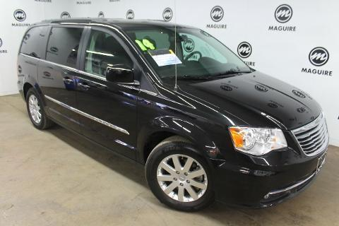 2014 Chrysler Town & Country 4 Door Passenger Van