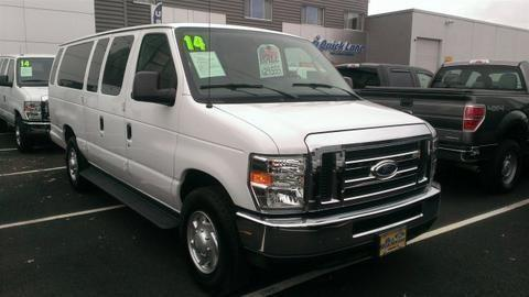 2014 FORD ECONOLINE 350 SUPER DUTY 3 DOOR VAN