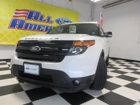 2014 Ford Explorer 4 Door SUV