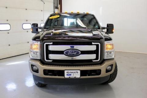 2014 Ford F-250 4 Door Crew Cab Truck