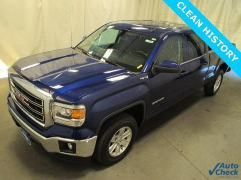 2014 GMC Sierra 1500 4 Door Crew Cab Short Bed Truck