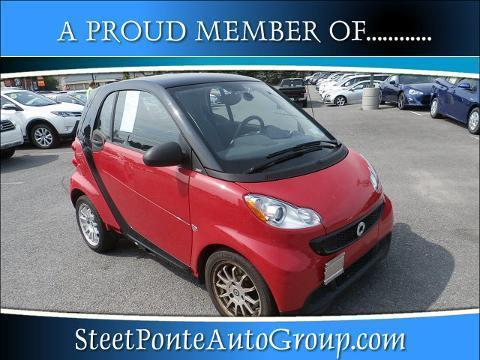 2014 smart fortwo 2 Door Coupe