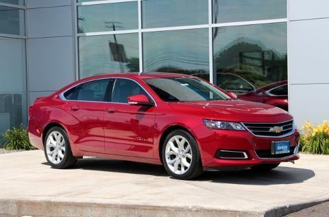 2015 Chevrolet Impala 4 Door Sedan