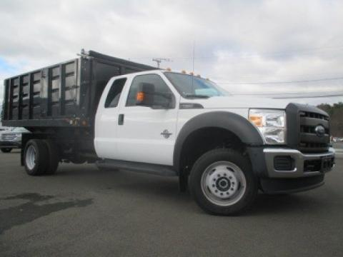2015 Ford F-550 Chassis Cab 4 Door Chassis Truck