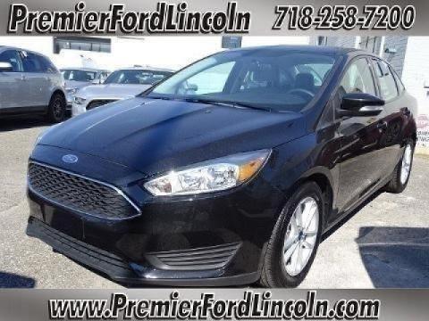 2015 Ford Focus 4 Door Sedan