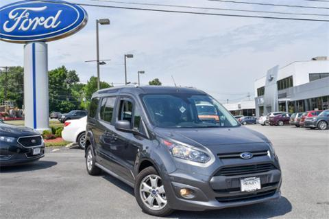 2015 Ford Transit Connect 4 Door Van