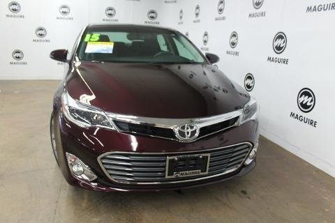2015 Toyota Avalon 4 Door Sedan