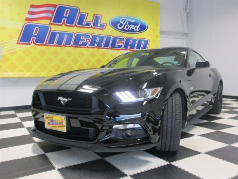 2016 Ford Mustang 2 Door Coupe