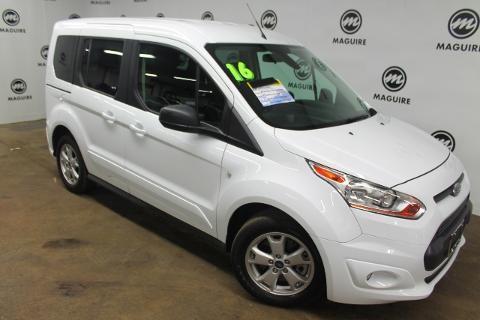 2016 Ford Transit Connect 4 Door Van