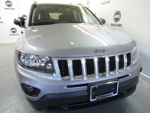 2016 Jeep Compass 4 Door SUV